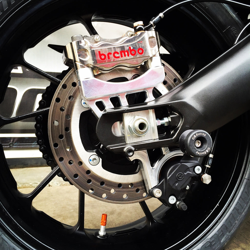 FZ-07 / MT-07 Handbrake Complete Kit