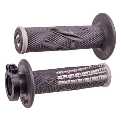 Odi V2 Emig Pro Lock-On Grips Graphite/Grey