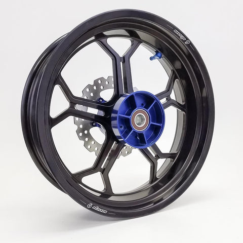 Warp 9 Supermoto Forged Tubeless Wheels - Switch