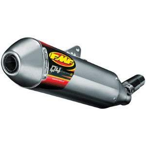 FMF Hex Q4 S/A Silencer (NO CA)