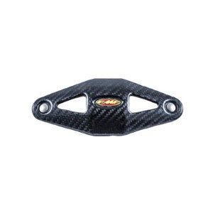 FMF Carbon Heat Shield for Megabomb Header