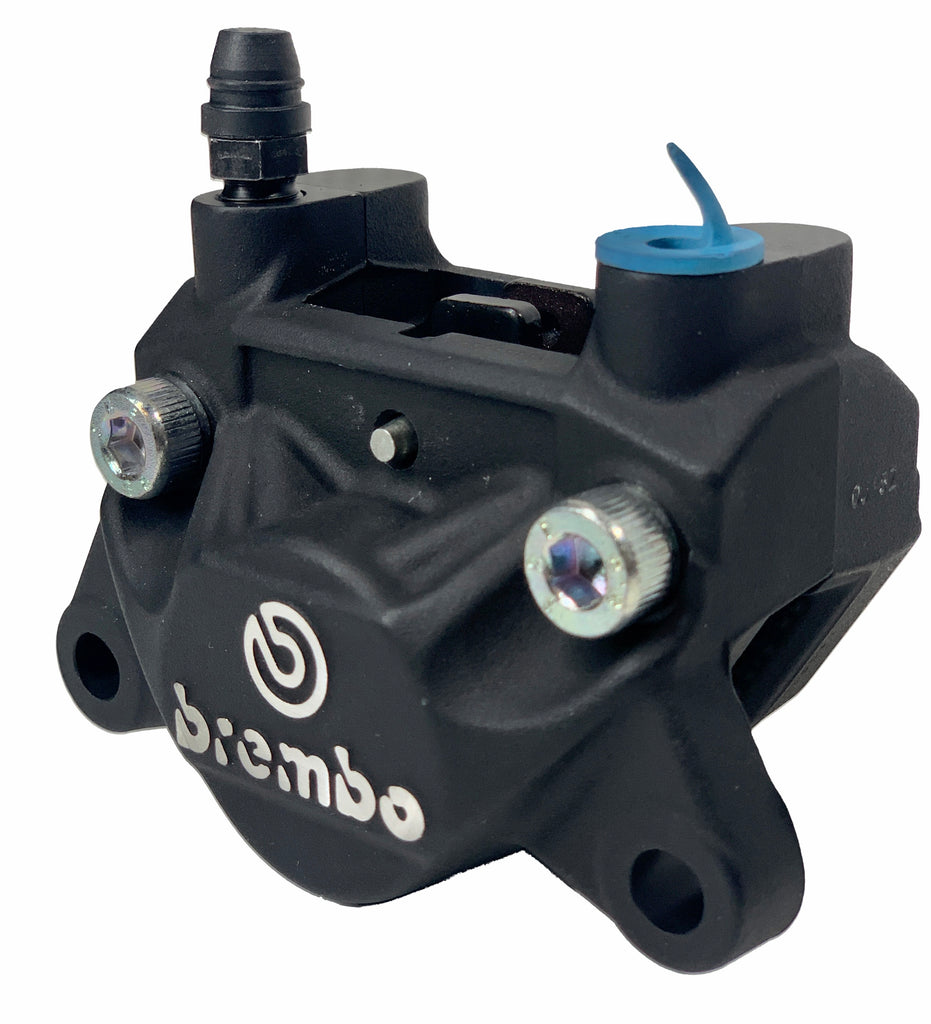 Brembo P32F Rear Brake Caliper Black