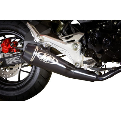 M4 Grom Exhaust GP Full System Stainless/Stainless/Black