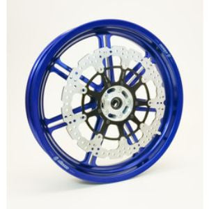 Warp 9 Supermoto Forged Tubeless Wheels - Stiletto