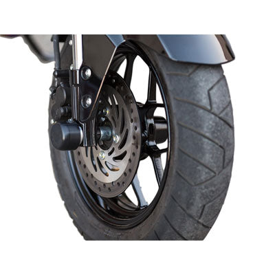 Woodcraft Grom Axle Slider Kit Front/Rear Black