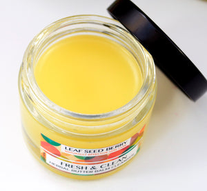 Fresh & Clean Herbal Butter Balm Cleanser