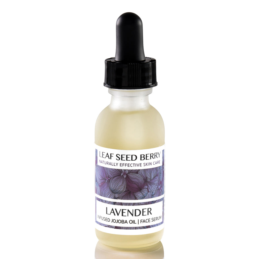 Lavender Infused Jojoba Oil | Face Oil