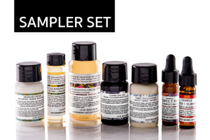 Leaf Seed Berry Skin Care Sample Set
