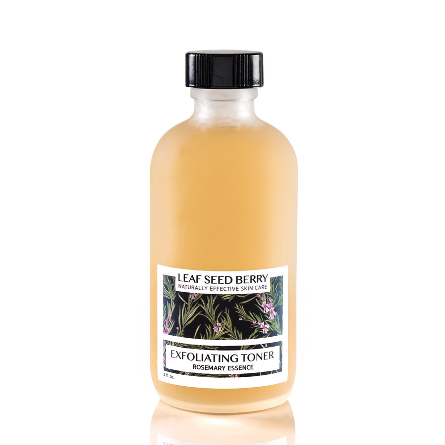 Rosemary Essence Exfoliating Face Toner
