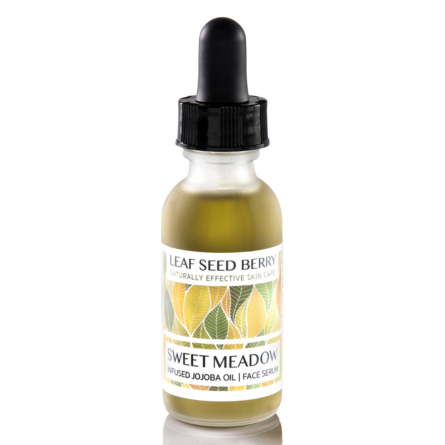Sweet Meadow Infused Jojoba Oil | Face Oil