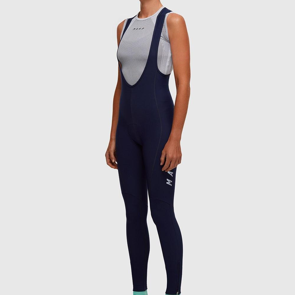 Womens Base Thermal Long Bib