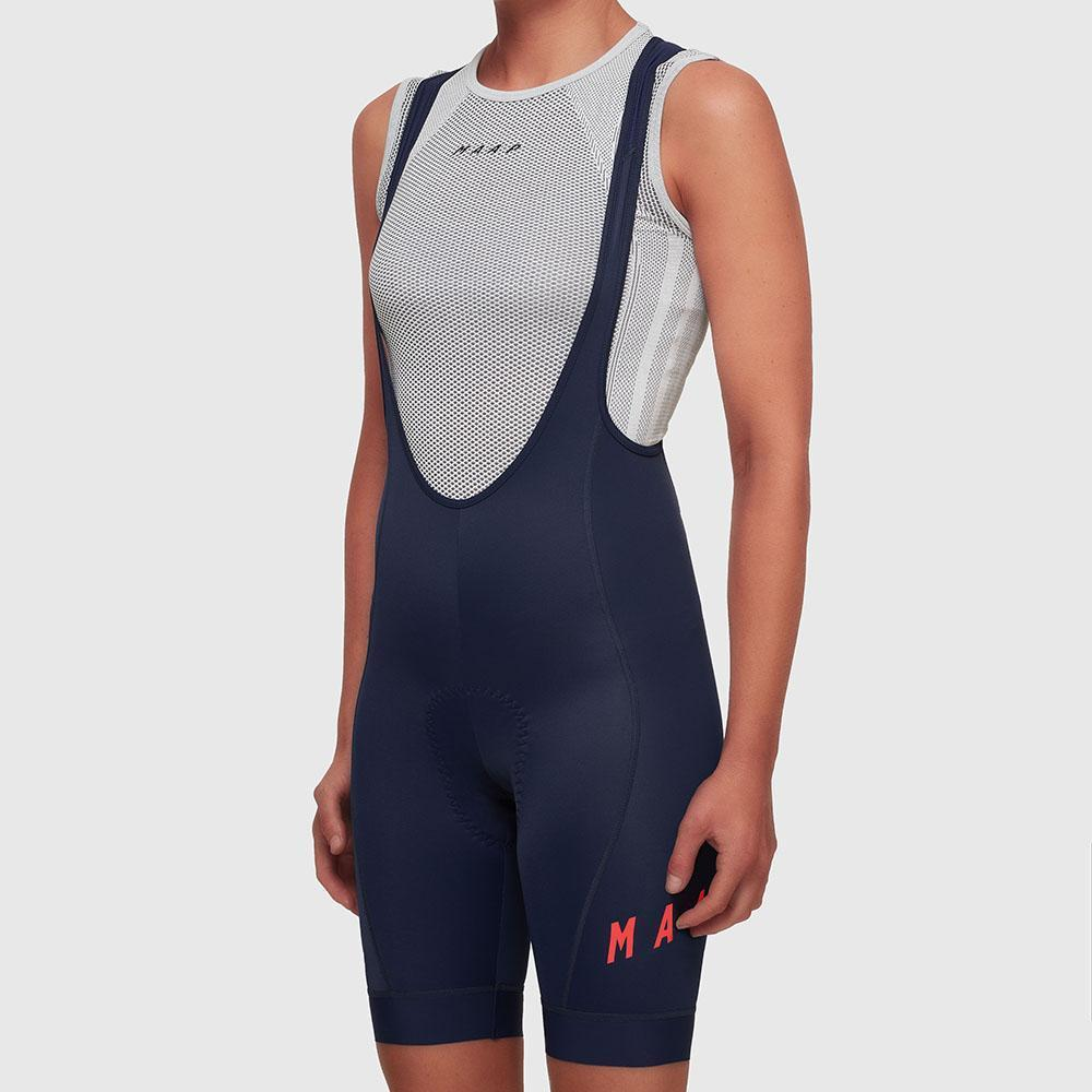 Women's Team Bib Short 2.0 Navy