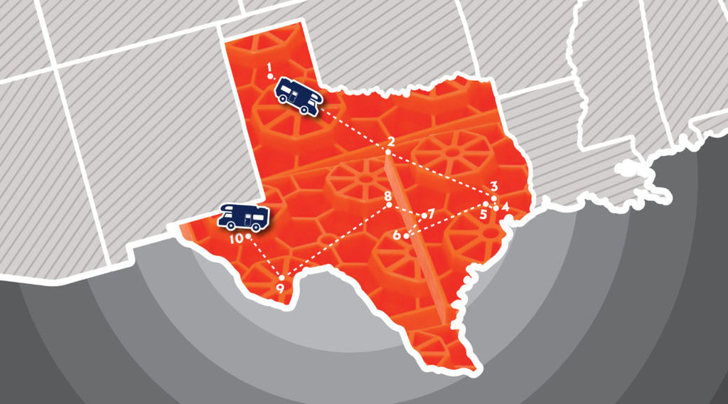 10 must-do pit stops for the ultimate Texas RV roadtrip