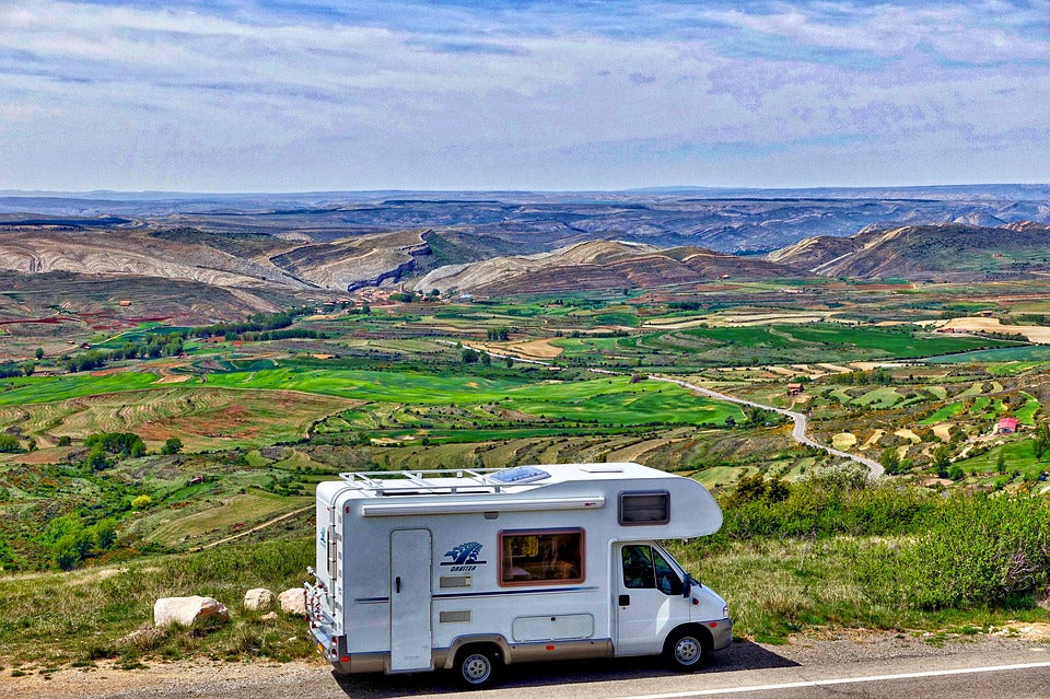 5 tips for dealing with soft RV park campgrounds