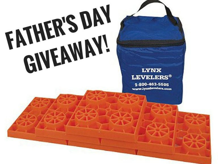 Win a complete Lynx Levelers kit for dad this Father's Day!