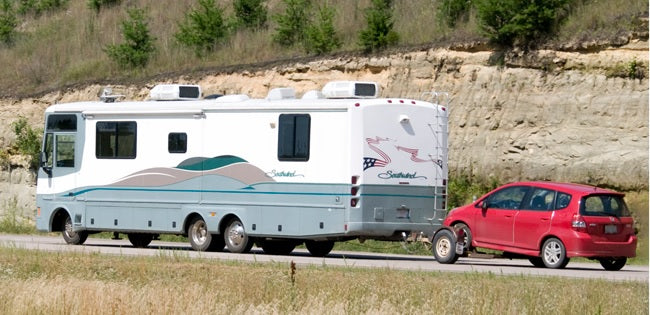 The Best Vehicles To Tow Behind Your RV