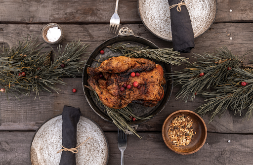 Five Christmas Dinner Recipes You Can Throw Together In The Comfort Of Your RV