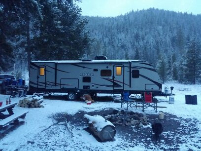 Let's talk winterizing your RV: useful tips & a photo contest!