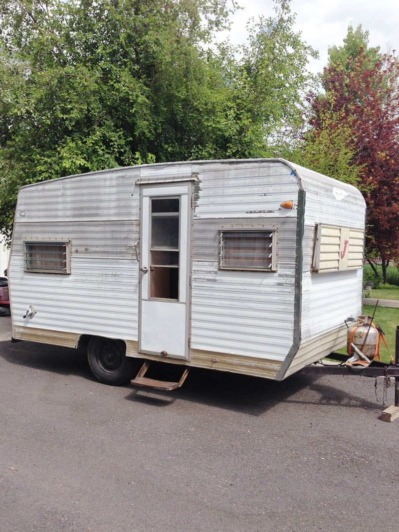 15 Vintage Rv Diy Before Afters That Are Giving Us