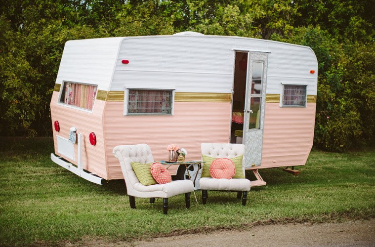 15 Vintage Rv Diy Before Amp Afters That Are Giving Us