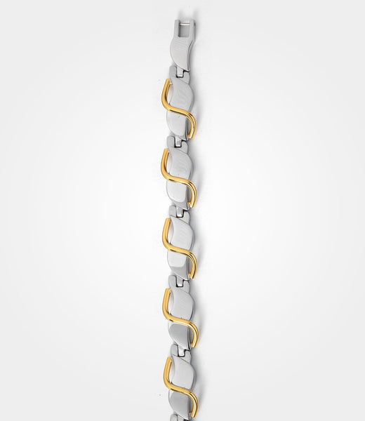 Elementum Magnetic Jewelry Sway Stainless Steel Gold