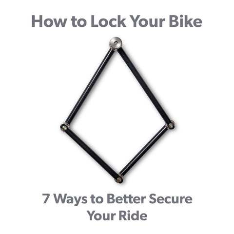 altor apex ti properly locked bike how to lock up your bike best way to lock up a bike titanium bike lock