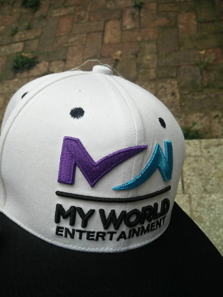 SnapBack My World hats