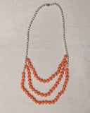 Tigist Waterfall Necklace-UT-OSU