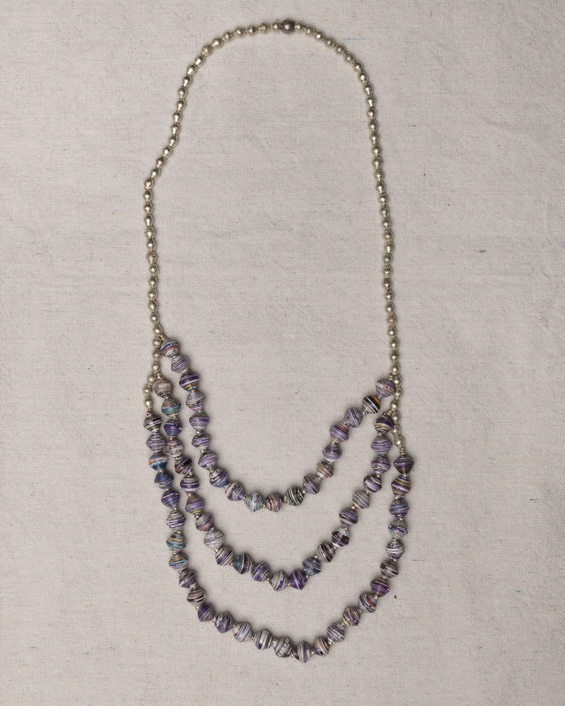Tigist Waterfall Necklace - TCU