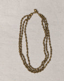 Yabundeje Three Strand Ammunition Necklace
