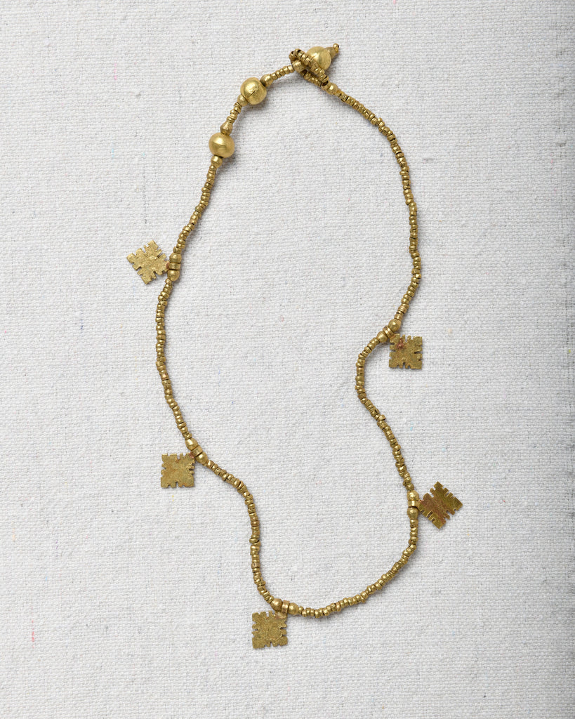 Manale Ammo Choker with Crosses