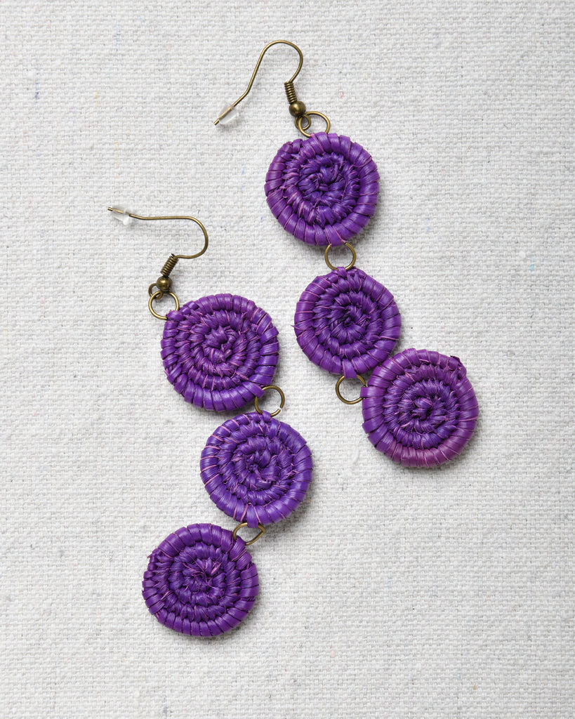 Earrings Basket Earrings