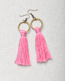 Earrings Tassel Earrings