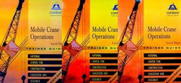 NCCER MOBILE CRANE OPERATIONS BUNDLE