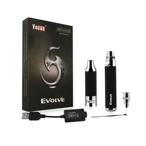 Yocan - Evolve Plus Wax Vaporizer Pen