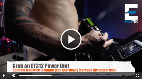 Stim Show Video on ErosTek Blog