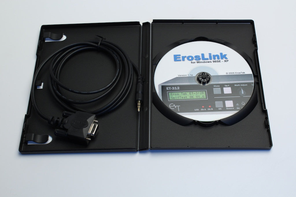 ErosLink for the ET312B CD and case shown
