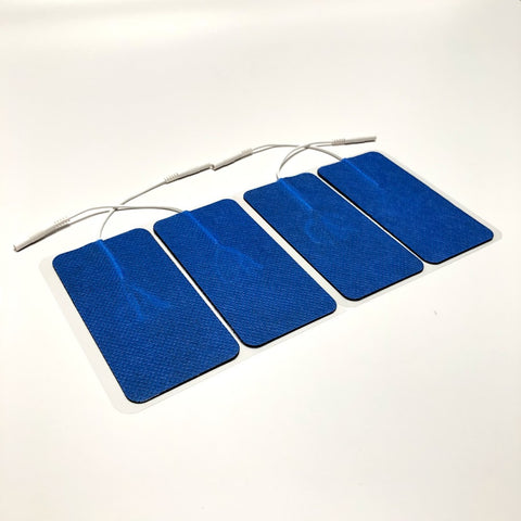 "Optimal Gel Electrodes 2.00"" x 4.00"" 4 pack ST5509"