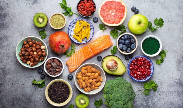 9 super foods that are help improve skin health