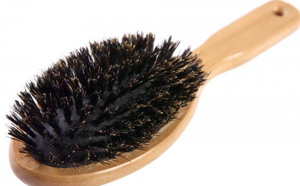 Boar Brush For Thinning Hair