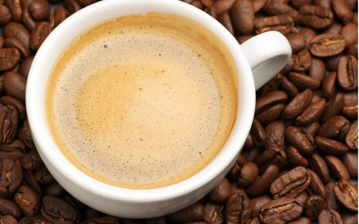 Is Coffee Good For Your Skin cup of coffee