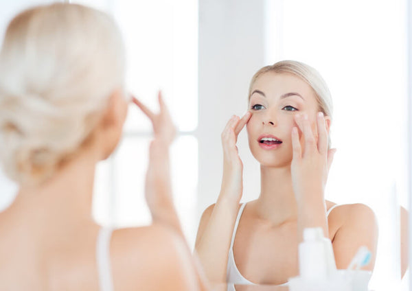 Reduce Dark Circles Under Eyes with Massage