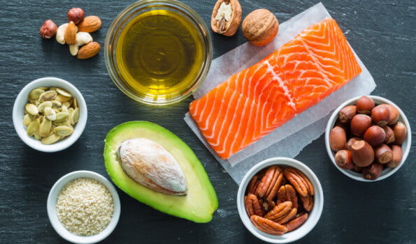 best foods for skin healthy fats