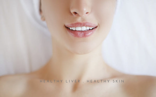 Healthy Liver Promote Clear Skin