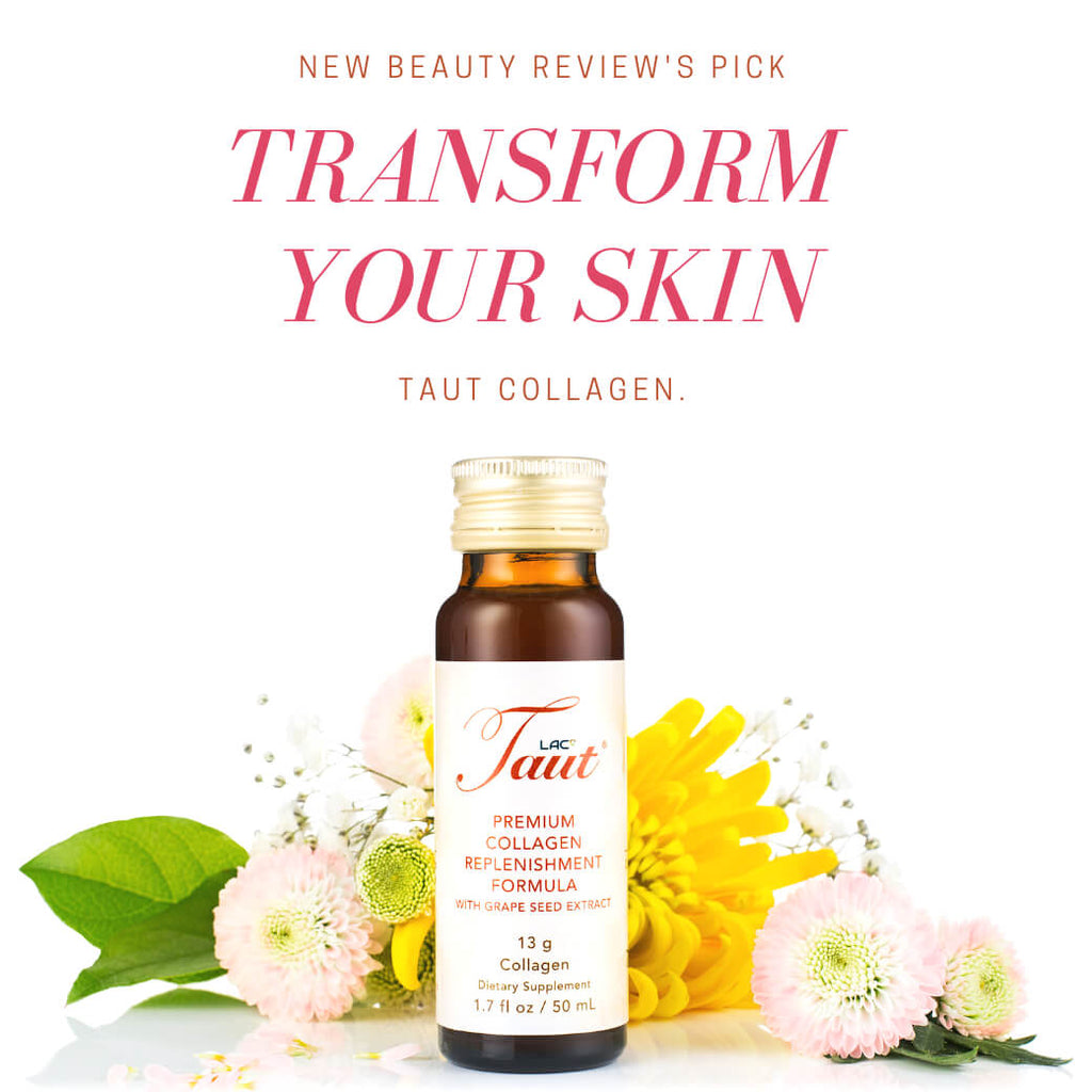Taut Collagen Drink New Beauty Editor's Pick