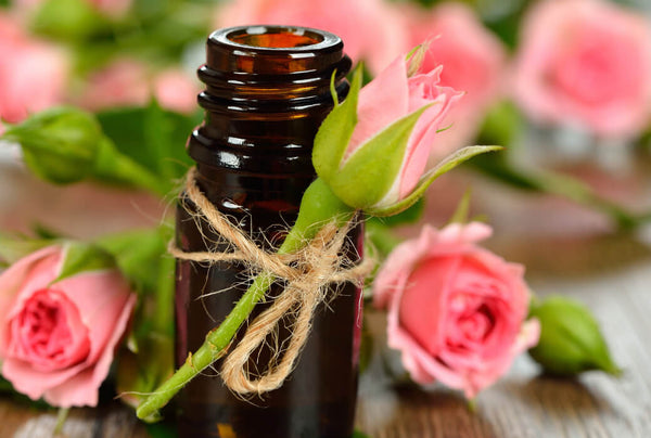 Rose Essential Oil For Healthy Skin