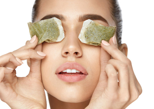 Tea Bags for Dark Circles Under Eyes