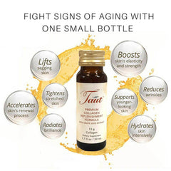 Fight Signs Of Aging with Taut Premium Collagen Advanced Formula Drink