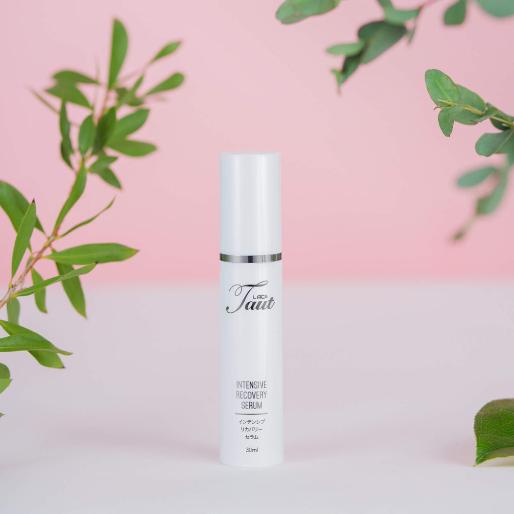 new year's resolutions Taut recovery serum