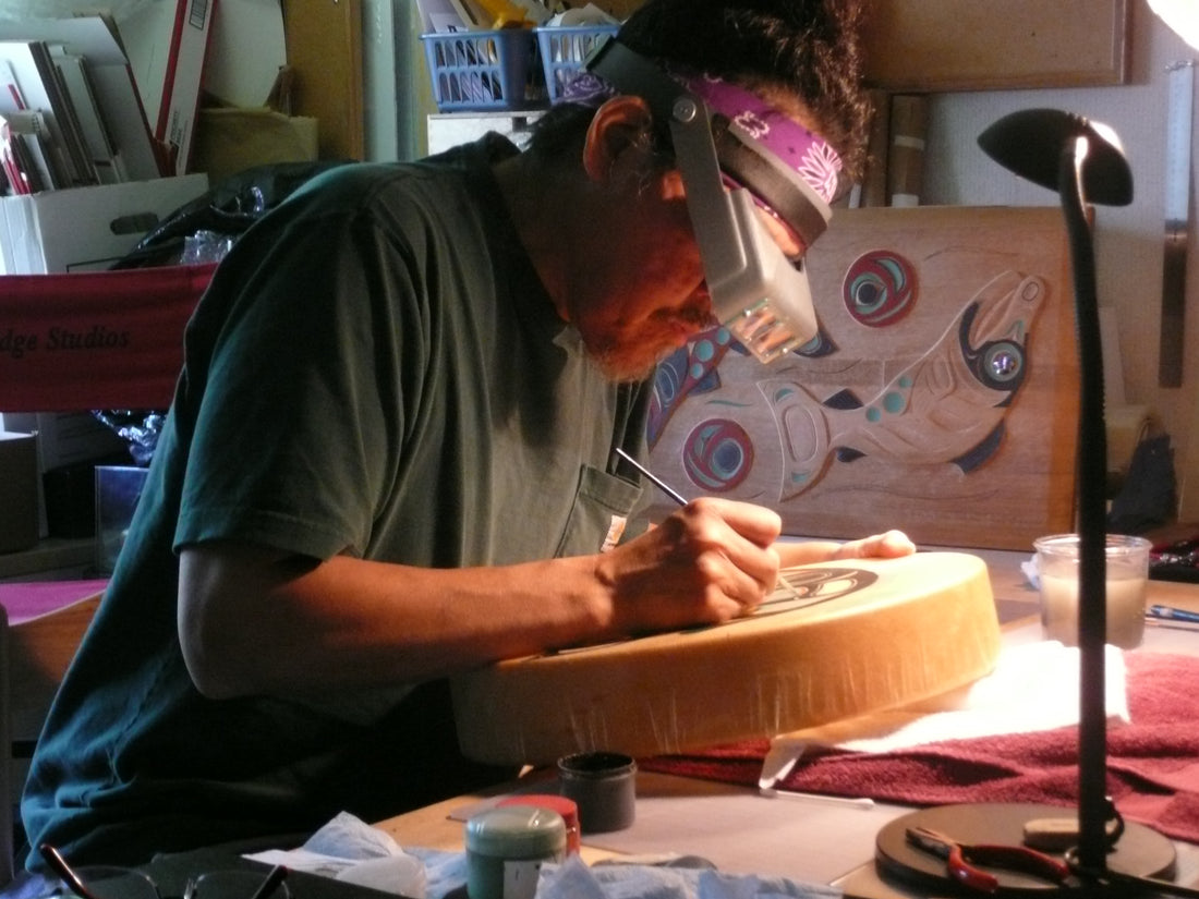 """Expressing Tribal Traditions"" Through Northwest Coast Native Art"